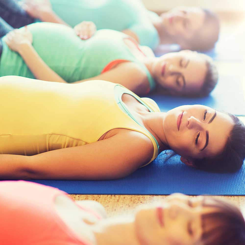 clase preparación parto Susana Sánchez Centro de Fisioterapia